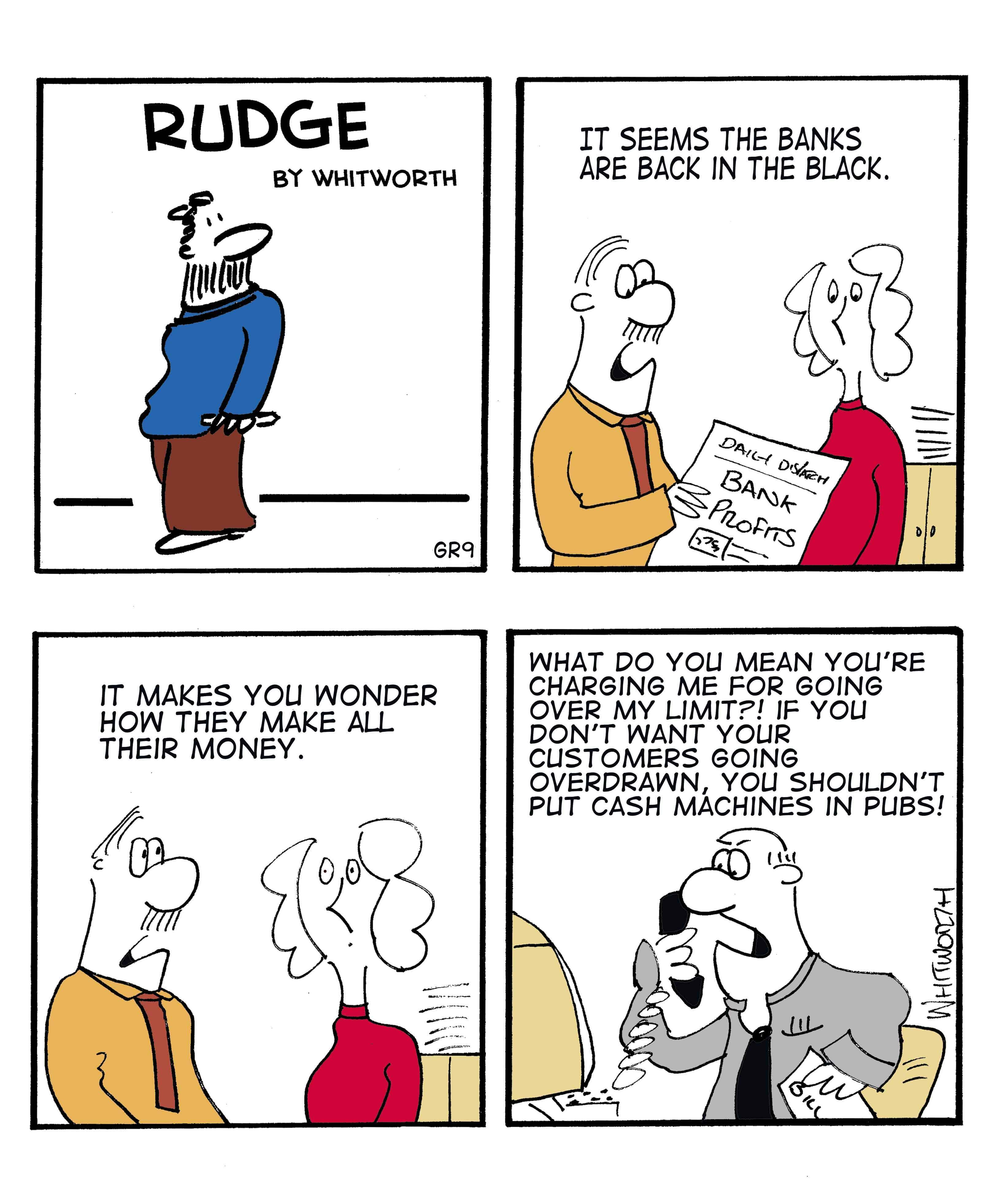 rudge gr9