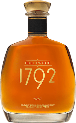 1792 Bourbon Full Proof Bottle