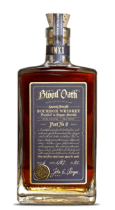 Blood Oath Pact No 6 Bourbon