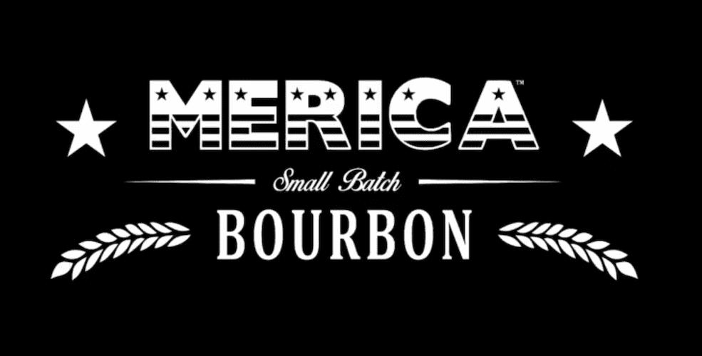 Merica Bourbon logo