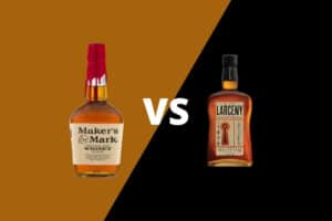 Larceny Bourbon vs Maker's Mark Bourbon