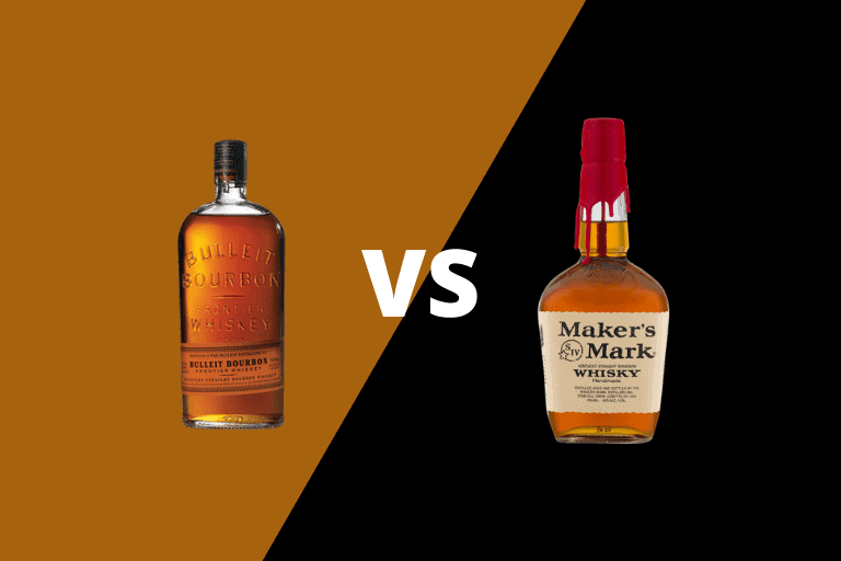 Bulleit vs Maker's Mark