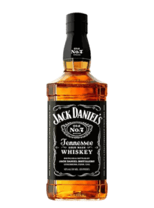 Jack Daniel's Old No 7, Tennessee whiskey Bottle