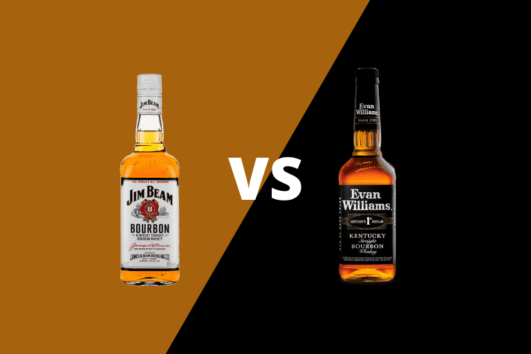 Jim Beam vs Evan Williams