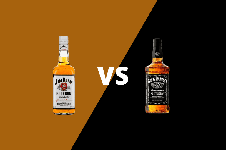 Jim Beam vs Jack Daniel's