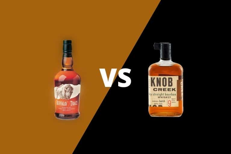 Buffalo Trace vs Knob Creek