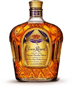 Crown Royal Blended Canadian Whiskybottle