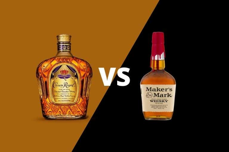 Crown Royal vs Maker's Mark
