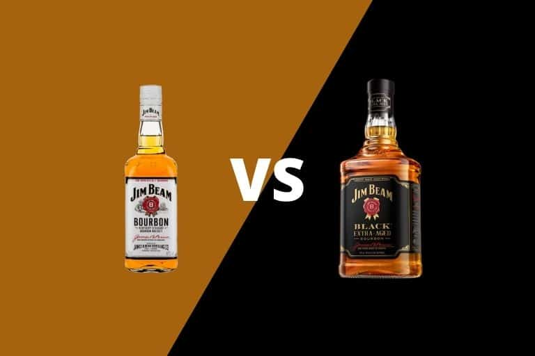 Jim Beam White vs Black
