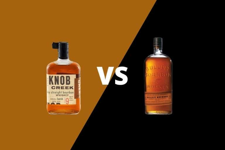 Knob Creek vs Bulleit