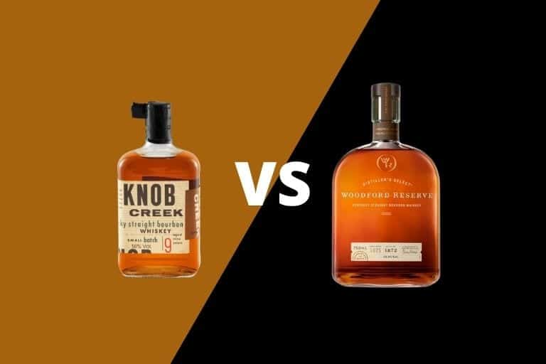 Knob Creek vs Woodford Reserve