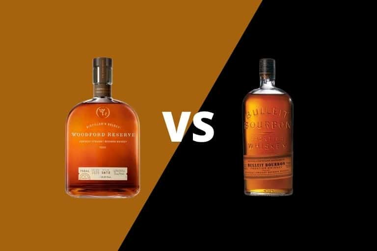 Woodford Reserve vs Bulleit Bourbon