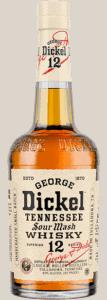 George Dickel No. 12 bottle