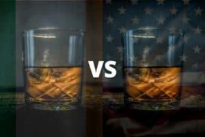 Irish whiskey vs Bourbon