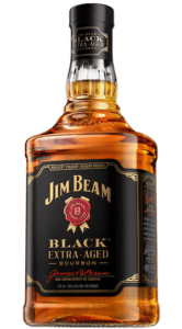 Jim Beam Black Label Bourbon bottle
