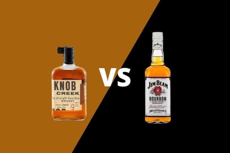 Knob Creek vs Jim Beam