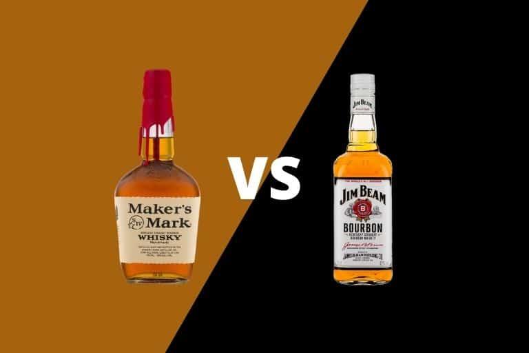 Maker's Mark vs Jim Beam