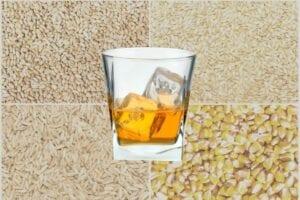 Mash ingredients - Whiskey, Bourbon