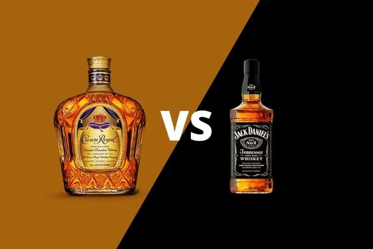 Crown Royal vs Jack Daniel's