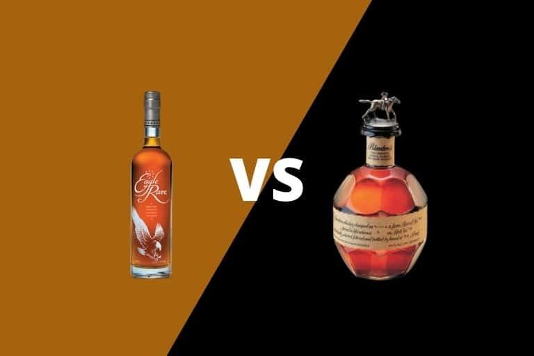 Eagle Rare vs Blanton's