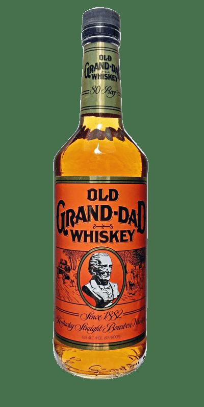 Old Grand-Dad Bourbon 80 Bottle