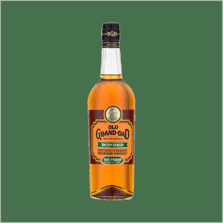 Old Grand Dad Bonded Bourbon bottle
