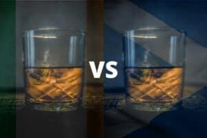 Irish whiskey vs Scotch
