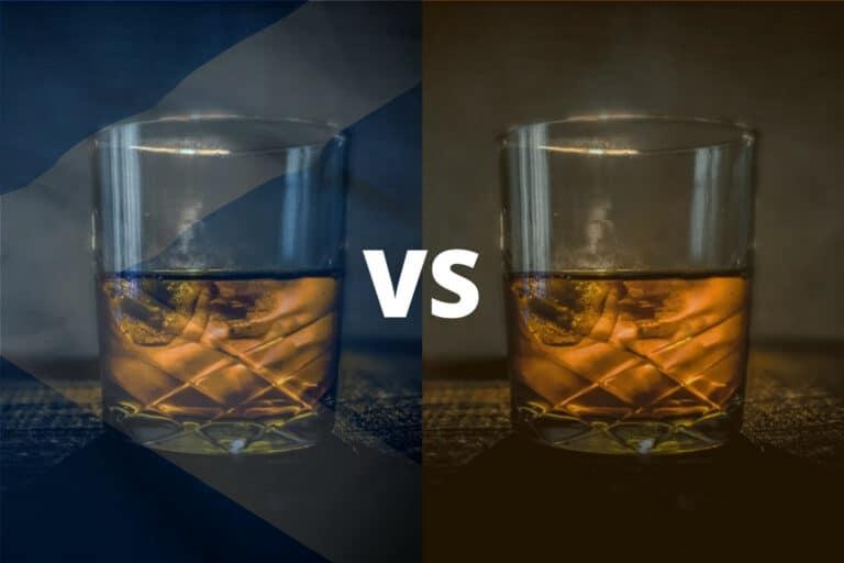 Scotch vs Whiskey