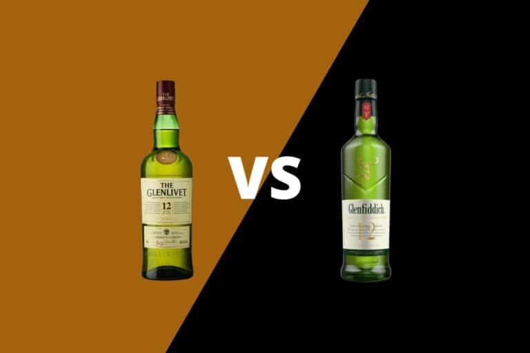 Glenlivet vs Glenfiddich