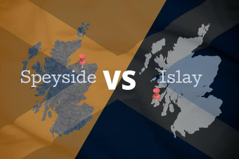 Speyside vs Islay