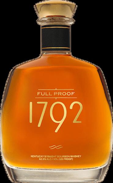 1792 Bourbon Full Proof Bottle