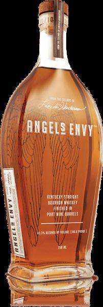 Angels Envy Bourbon bottle