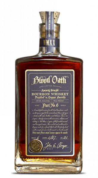 Blood Oath Pact No 6 Bourbon