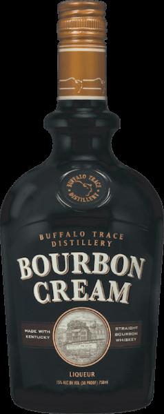 Buffalo Trace Bourbon Cream bottle