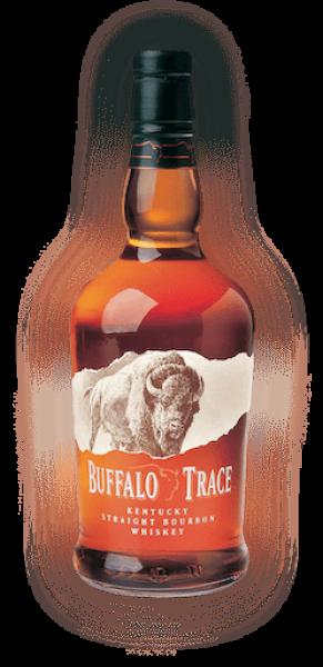 Buffalo Trace Bourbon bottle