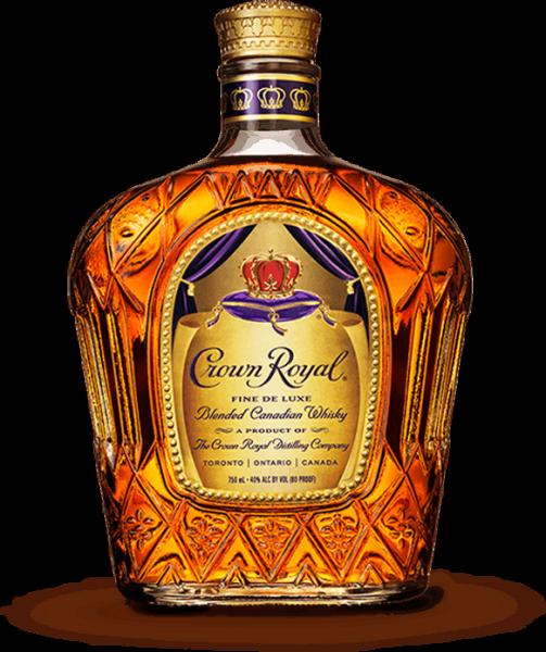 Crown Royal Blended Canadian Whiskybottle