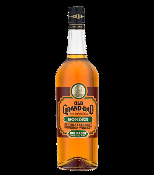 Old-Grand-Dad-Bonded-Bourbon-bottle