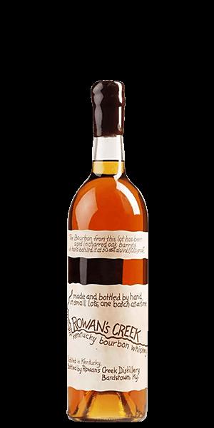 Rowan's Creek Bourbon bottle
